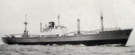 M.S. Malacca Maru/JFCU